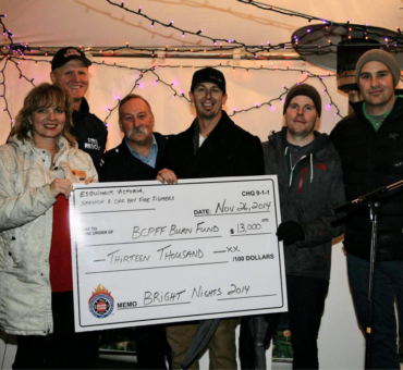 BC Fire Fighters' Burn Fund