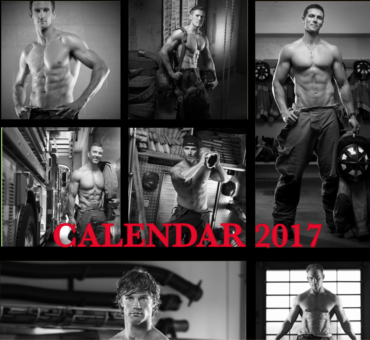 The Greater Victoria Fire Fighters Calendar